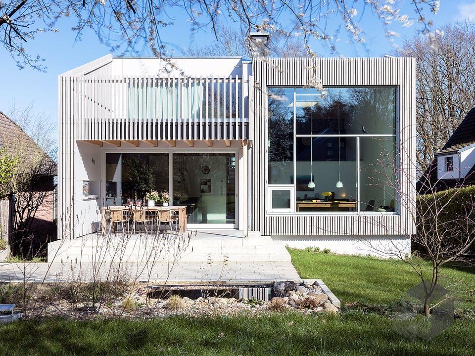 Marmstorf von Bardowicks.Haus und Holzbau Außenansicht