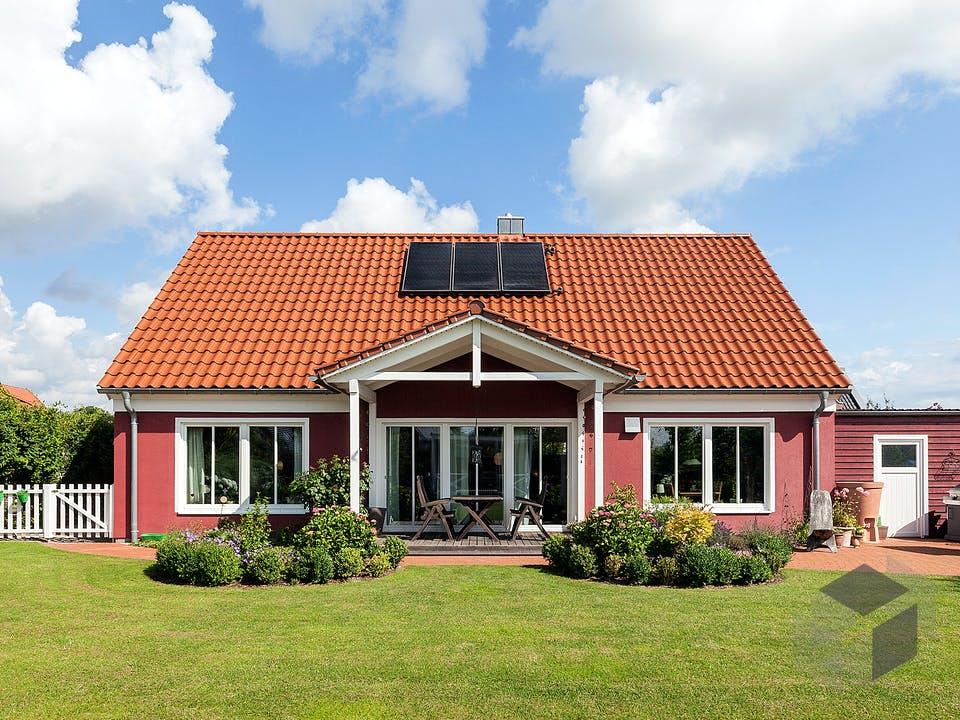 Scharmbeck von Bardowicks.Haus und Holzbau Außenansicht