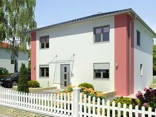 Bari von HELMA Eigenheimbau Außenansicht 1