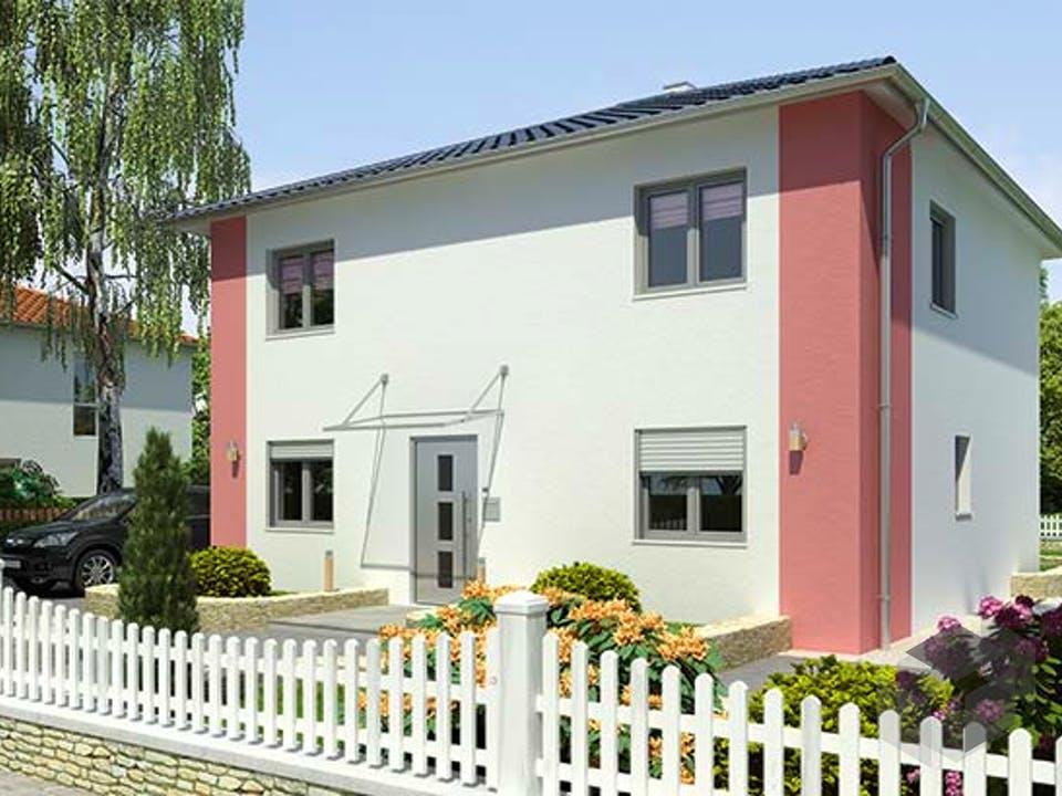 Bari von HELMA Eigenheimbau Außenansicht