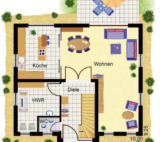 Bari Floorplan 1