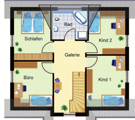 Bari Floorplan 2
