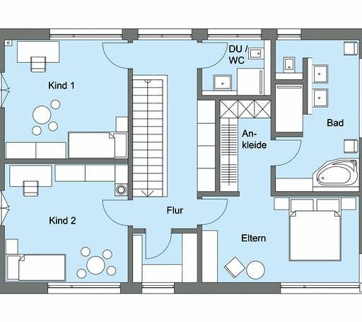 Baufritz - Herb Kundenhaus Floorplan 2