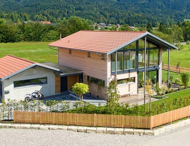 Modernes Landhaus