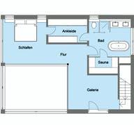 Kaiser - Kundenhaus Grundriss