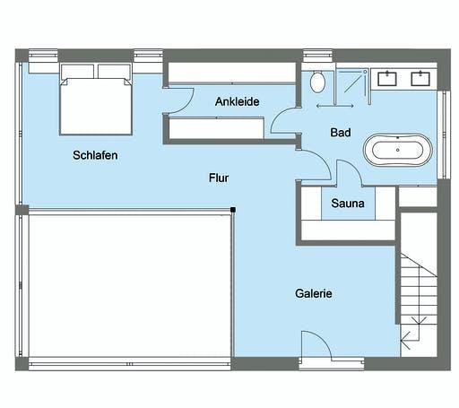 Baufritz - Kaiser Kundenhaus Floorplan 2