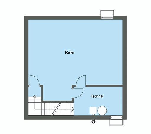 Baufritz - Kaiser Kundenhaus Floorplan 3