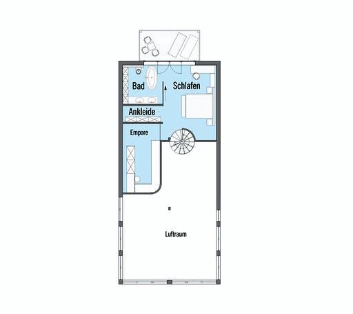 Baufritz - Mommsen Kundenhaus Floorplan 2