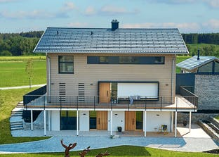 Heimat 4.0 - Musterhaus