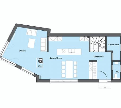 Baufritz - Erdmann Floorplan 1