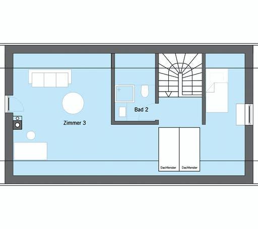Baufritz - Erdmann Floorplan 3