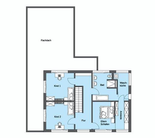 Baufritz - Gruber Floorplan 2