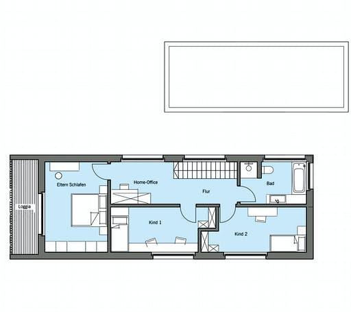 Baufritz - Lichtblick Floorplan 2