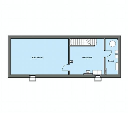 Baufritz - Lichtblick Floorplan 3