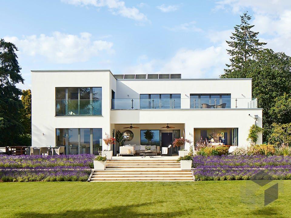 Liming - Kundenhaus von Baufritz Außenansicht