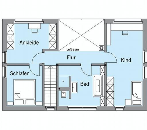 Baufritz - Schellenberg Floorplan 2