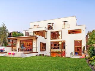 Woloszczuk - Kundenhaus von Baufritz Außenansicht 1