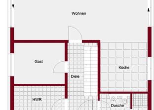 Bauhaus Biesdorf Grundriss