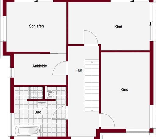 Bauhaus Biersdorf Floorplan 2