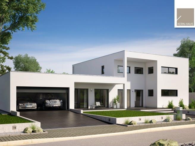 Bauhaus Ixeo von Kern-Haus Außenansicht 1