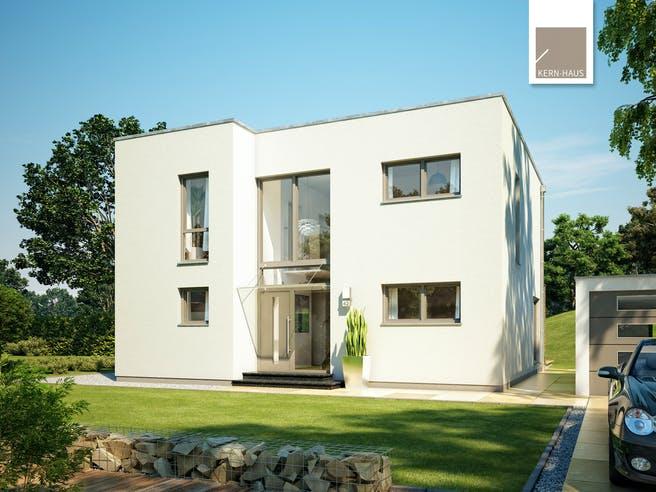 Bauhaus Linea von Kern-Haus Außenansicht 1