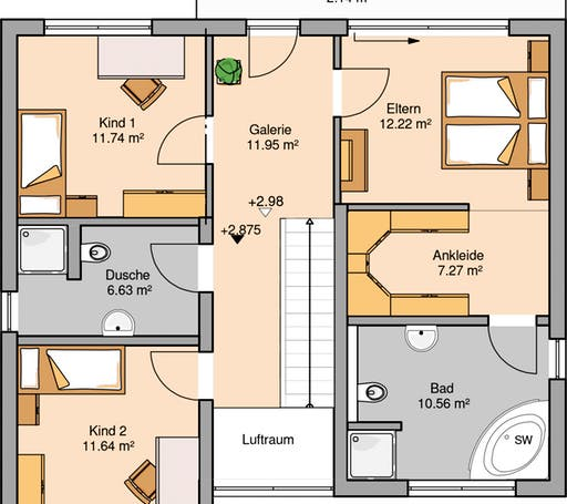 Linea Floorplan 2