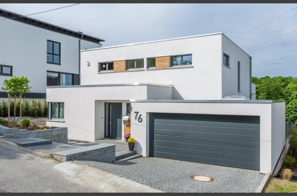 Bauhausstil Merkmale fertighaus bauhaus villa meisterstück haus fertighaus de
