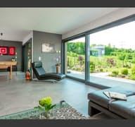 Bauhaus-Villa Innenaufnahmen