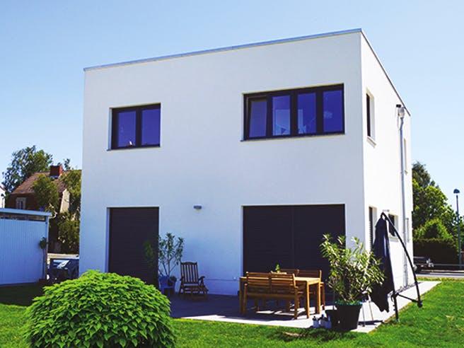 Haus mit Flachdach | Fertighaus.de