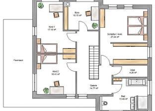 Bauhaus 197 Grundriss