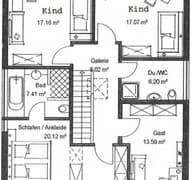 Meisterstück Haus - Bauhaus-Stil DG