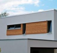 Meisterstück Haus - Bauhaus-Stil Außenansicht 03
