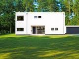 Bauhausvilla Cubus exterior 0