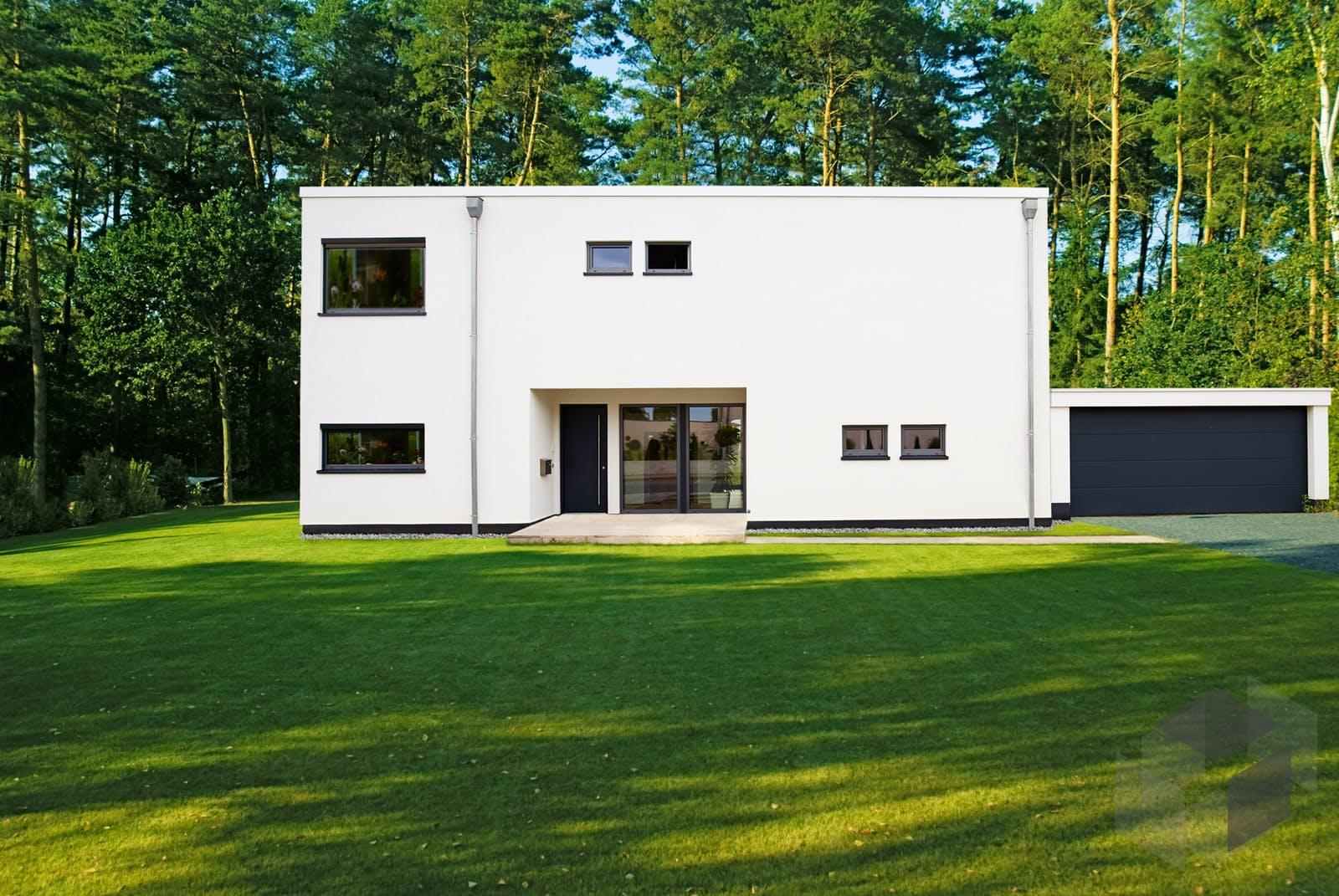 bauhausvilla cubus inactive von haacke haus komplette daten bersicht. Black Bedroom Furniture Sets. Home Design Ideas