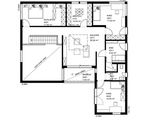 Bauhausvilla Cubus floor_plans 0