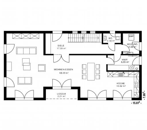 Bauhausvilla floor_plans 0