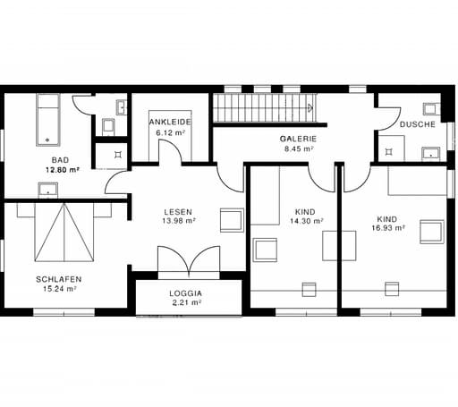 Bauhausvilla floor_plans 1