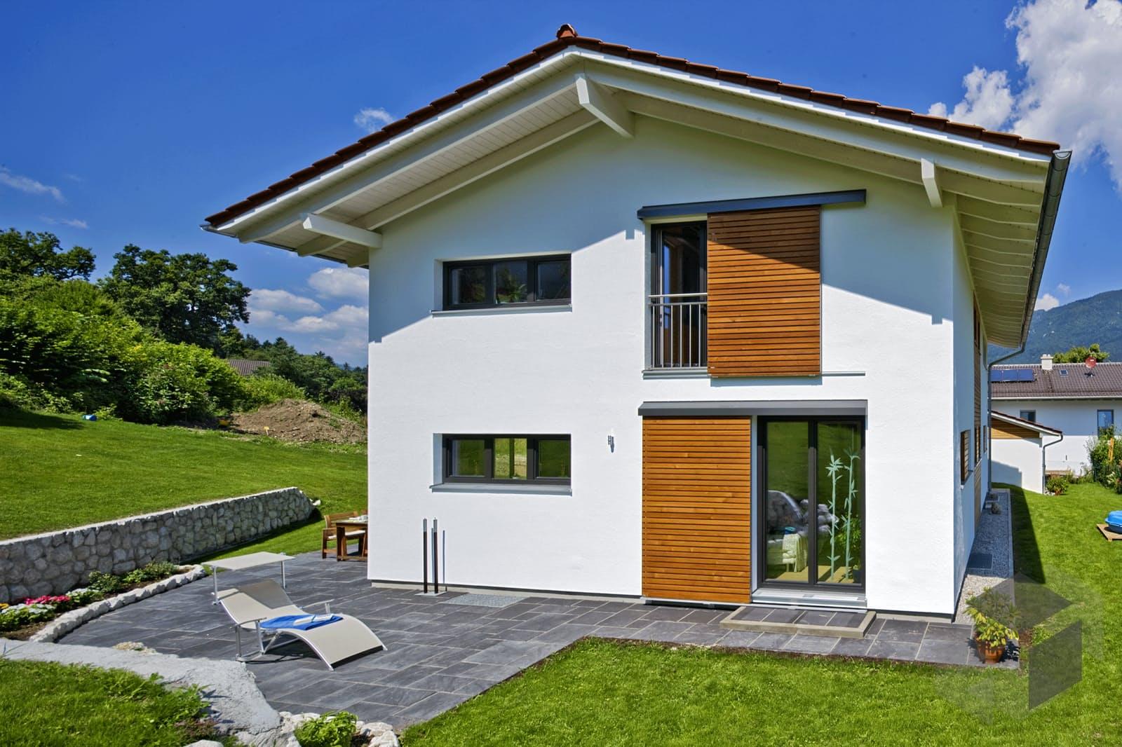 bayerisch gmain von regnauer hausbau komplette. Black Bedroom Furniture Sets. Home Design Ideas