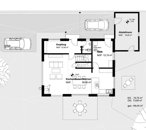 Becker360 - Berlin Floorplan 1