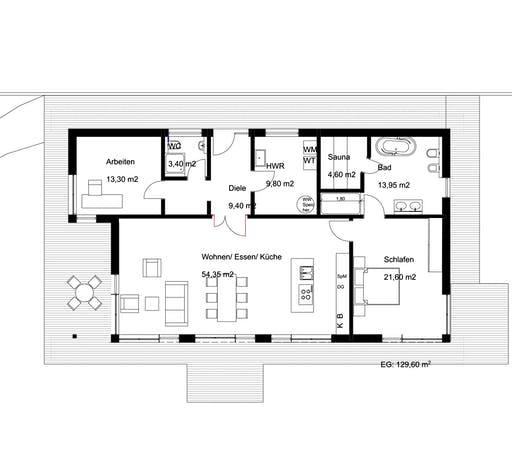 Becker360 - Edersee Floorplan 1