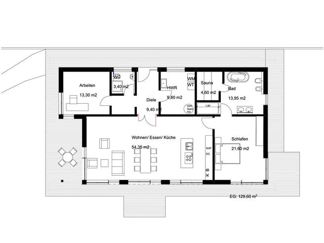 Becker360 - Edersee Floorplan 1