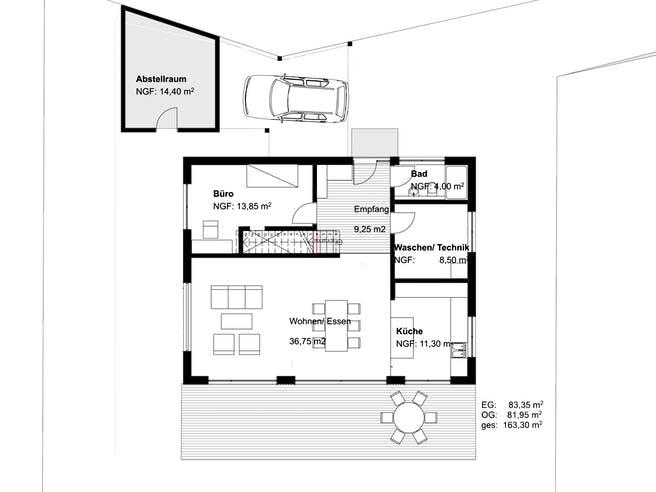 Becker360 - Gießen Floorplan 1