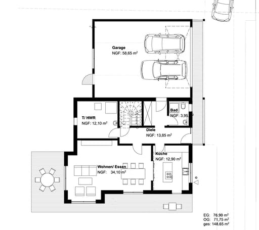 Becker360 - Ringelfeld Floorplan 1