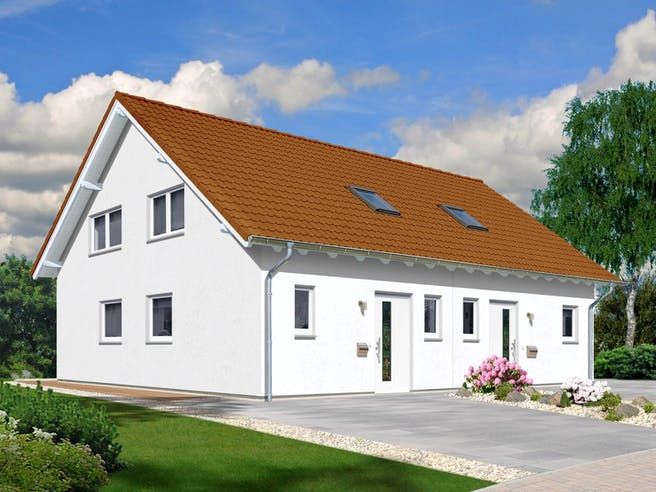 DH Behringen 116 von Town & Country Haus Außenansicht 1