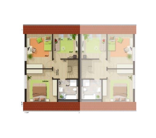 Behringen 116 Trend Floorplan 2