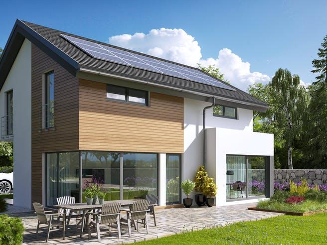 Belando von Büdenbender Hausbau Außenansicht 1