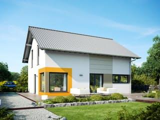 Bellocio von Büdenbender Hausbau Außenansicht 1
