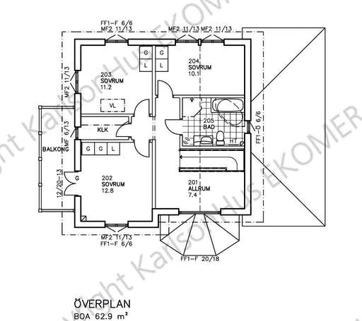 Bergvik Floorplan 2