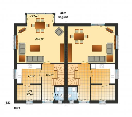 Billund Nordisch Floorplan 01