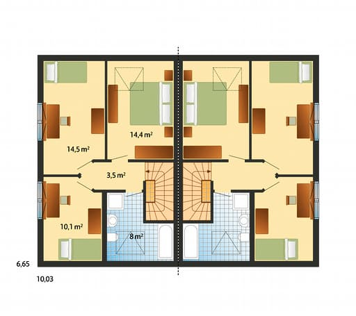 Billund Nordisch Floorplan 02